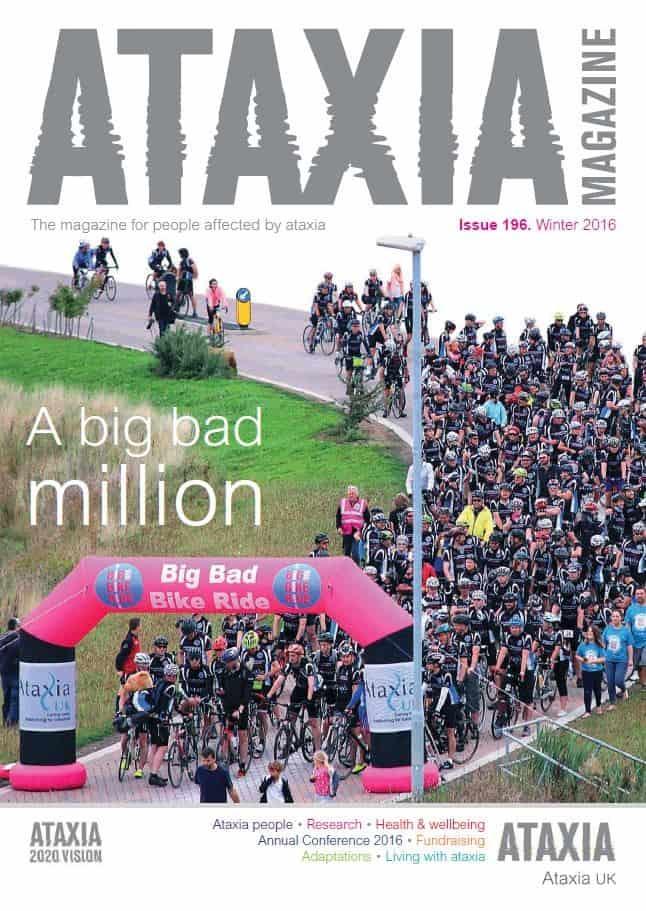 FI Ataxia Magazine 196