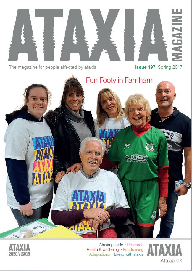 FI Ataxia Magazine 197