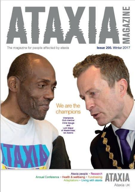 FI Ataxia Magazine 200
