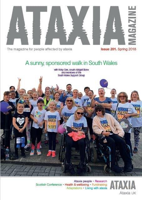 FI Ataxia Magazine 201