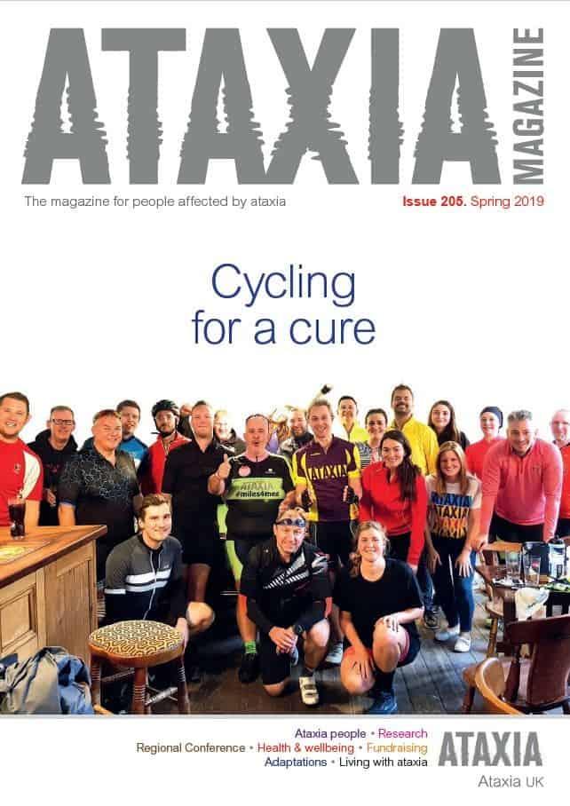 FI Ataxia Magazine 205