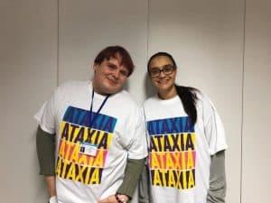 Ataxia UK InControl Activity Volunteers