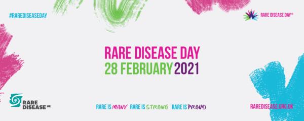 Image of Rare Disease Day logo