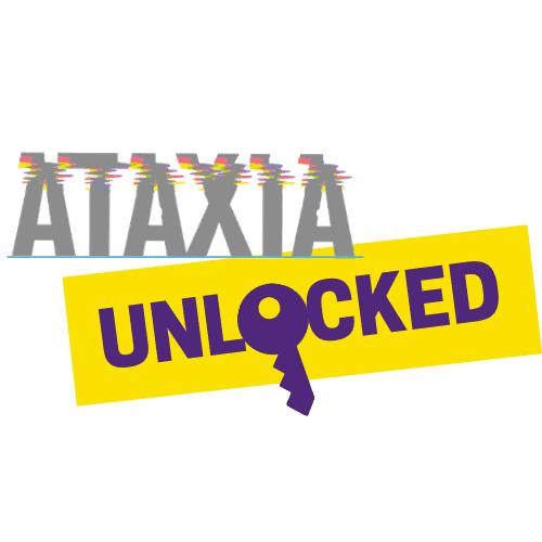 Ataxia Unlocked logo