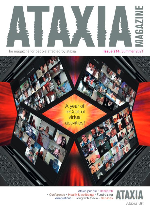 Ataxia Magazine 214
